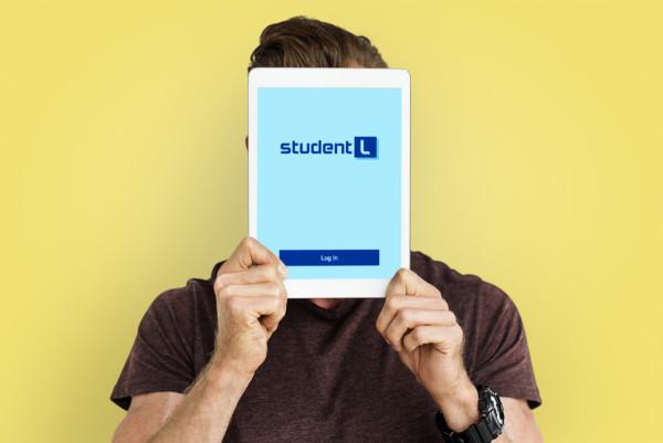 Sample branding #1 for Studentl