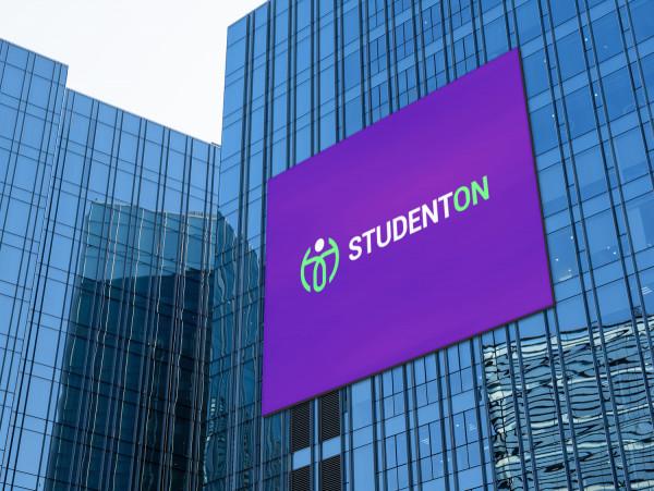 Sample branding #3 for Studenton