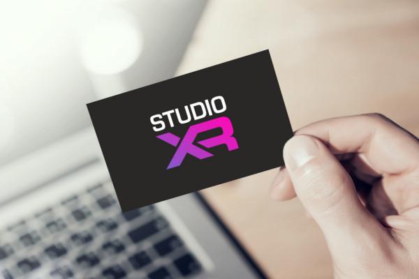 Sample branding #2 for Studioxr
