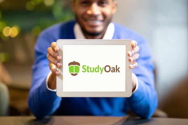 Sample branding #2 for Studyoak