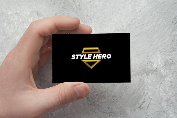 Sample branding #1 for Stylehero