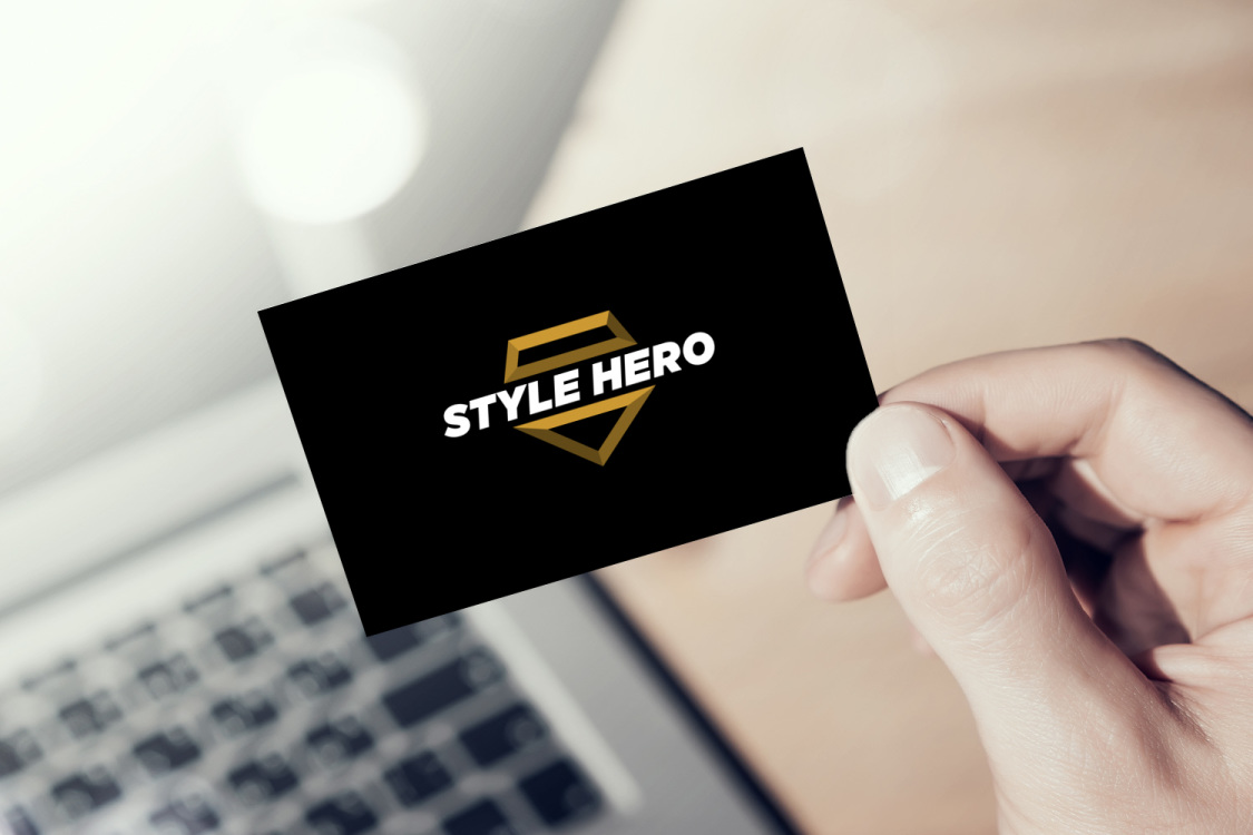 Sample branding #3 for Stylehero