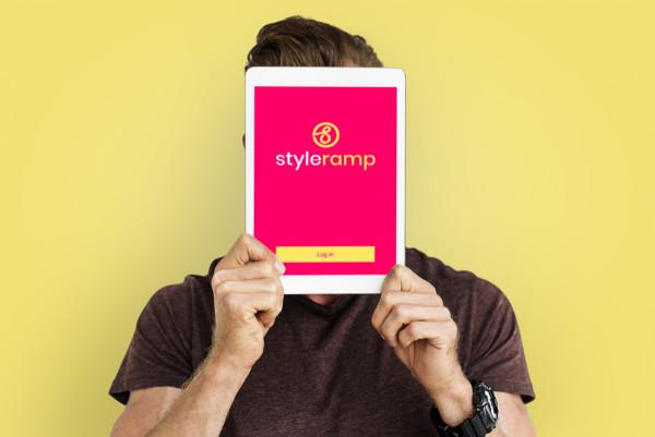 Sample branding #1 for Styleramp