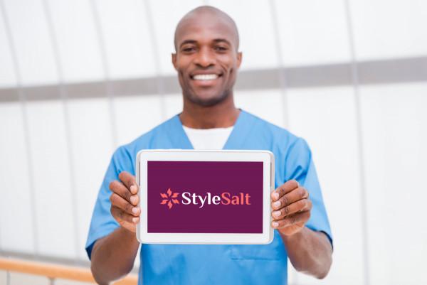 Sample branding #2 for Stylesalt