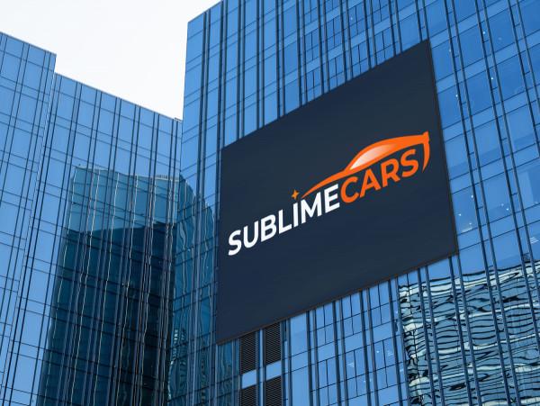 Sample branding #2 for Sublimecars