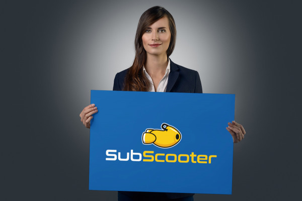 Sample branding #3 for Subscooter