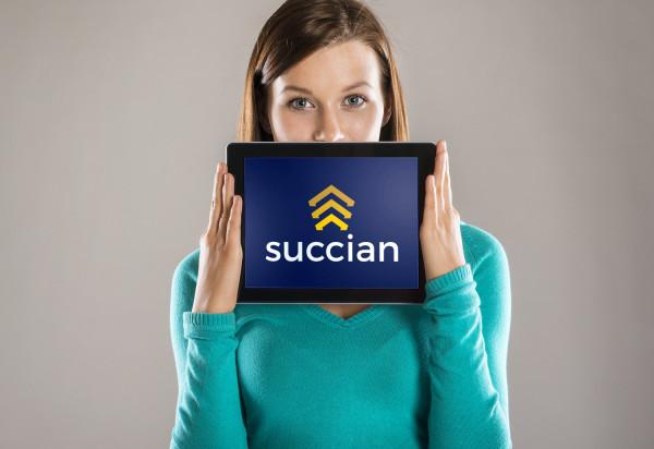Sample branding #2 for Succian