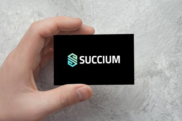Sample branding #1 for Succium