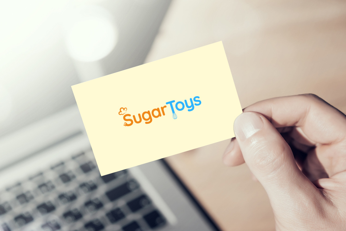 Sample branding #2 for Sugartoys