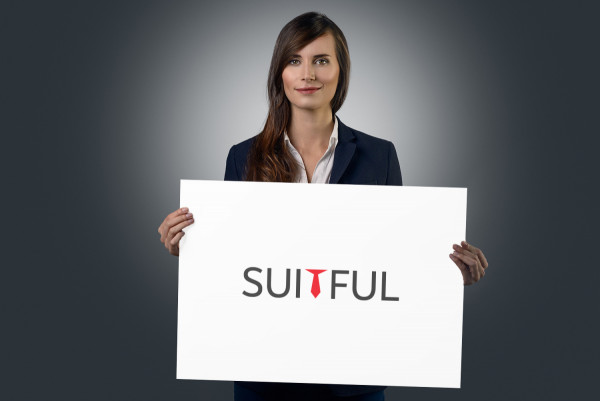 Sample branding #2 for Suitful
