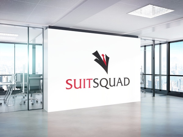 Sample branding #2 for Suitsquad
