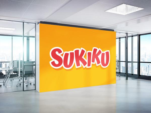 Sample branding #3 for Sukiku