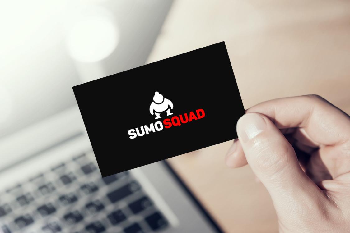 Sample branding #2 for Sumosquad