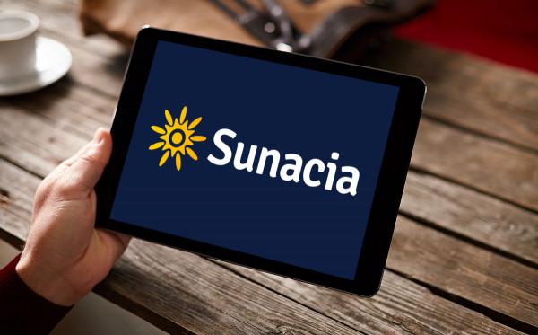 Sample branding #2 for Sunacia