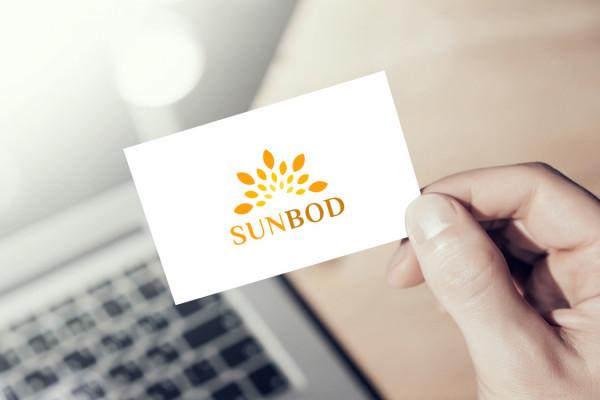 Sample branding #1 for Sunbod