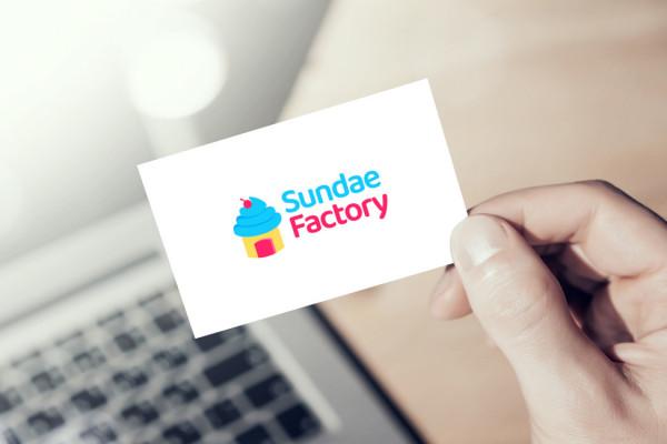 Sample branding #1 for Sundaefactory