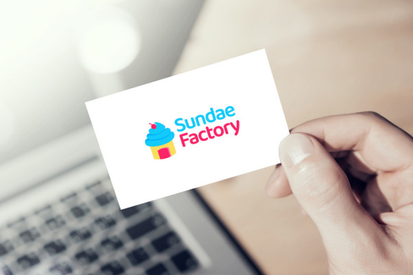 Sample branding #1 for Sundaefactory