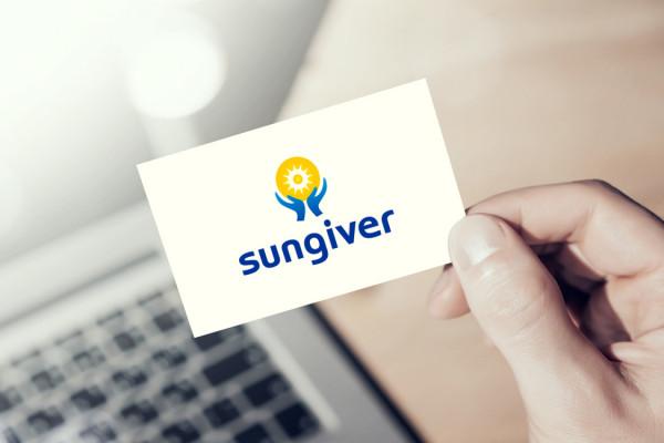 Sample branding #3 for Sungiver