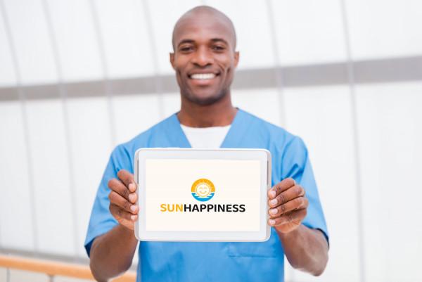 Sample branding #2 for Sunhappiness