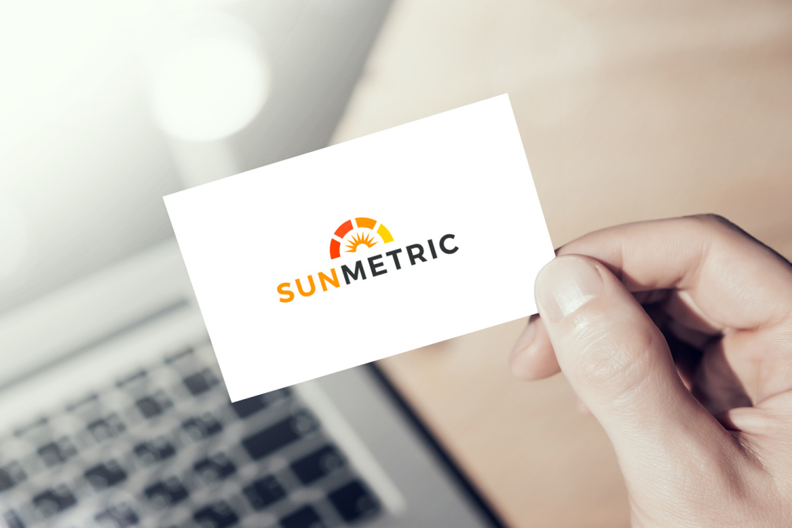 Sample branding #1 for Sunmetric