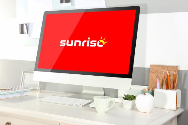 Sample branding #2 for Sunriso