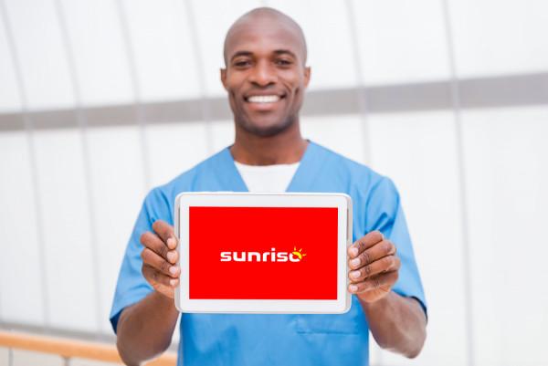 Sample branding #3 for Sunriso