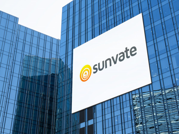 Sample branding #3 for Sunvate