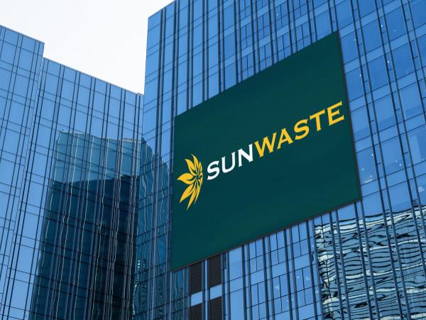 Sample branding #3 for Sunwaste