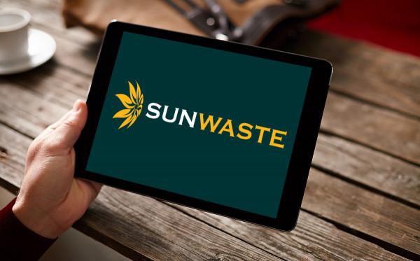 Sample branding #1 for Sunwaste