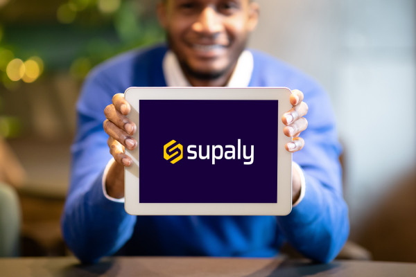Sample branding #2 for Supaly