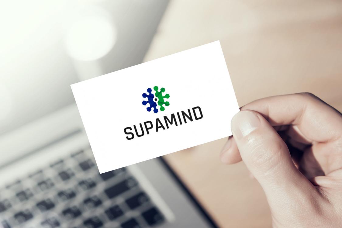 Sample branding #3 for Supamind