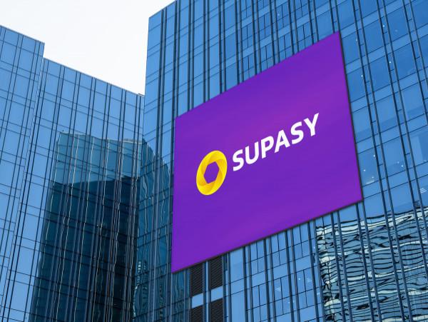 Sample branding #1 for Supasy