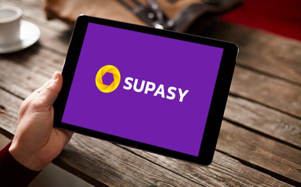Sample branding #3 for Supasy