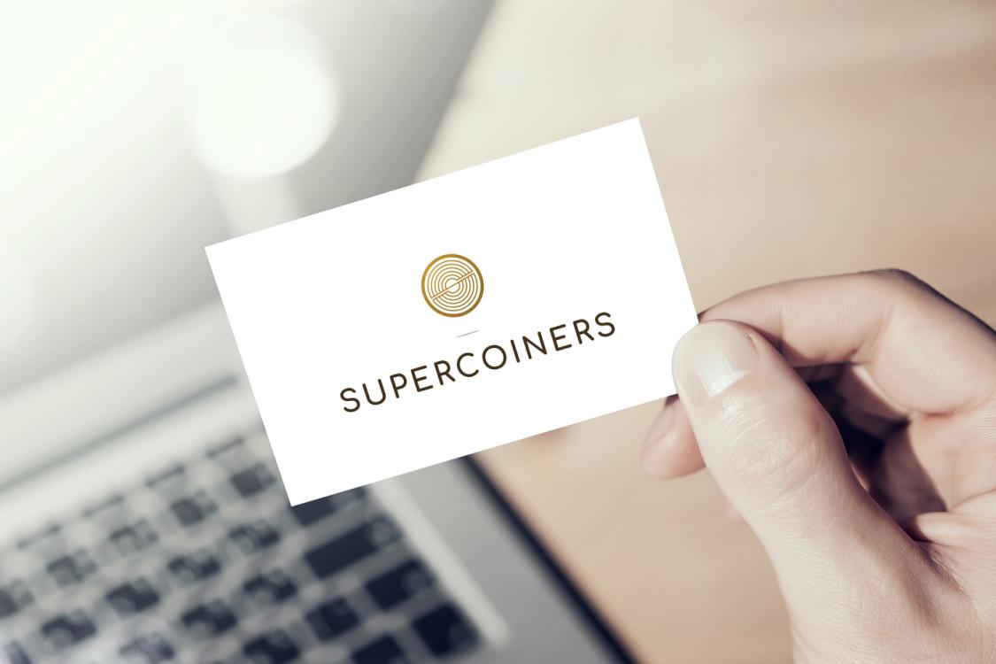 Sample branding #2 for Supercoiners