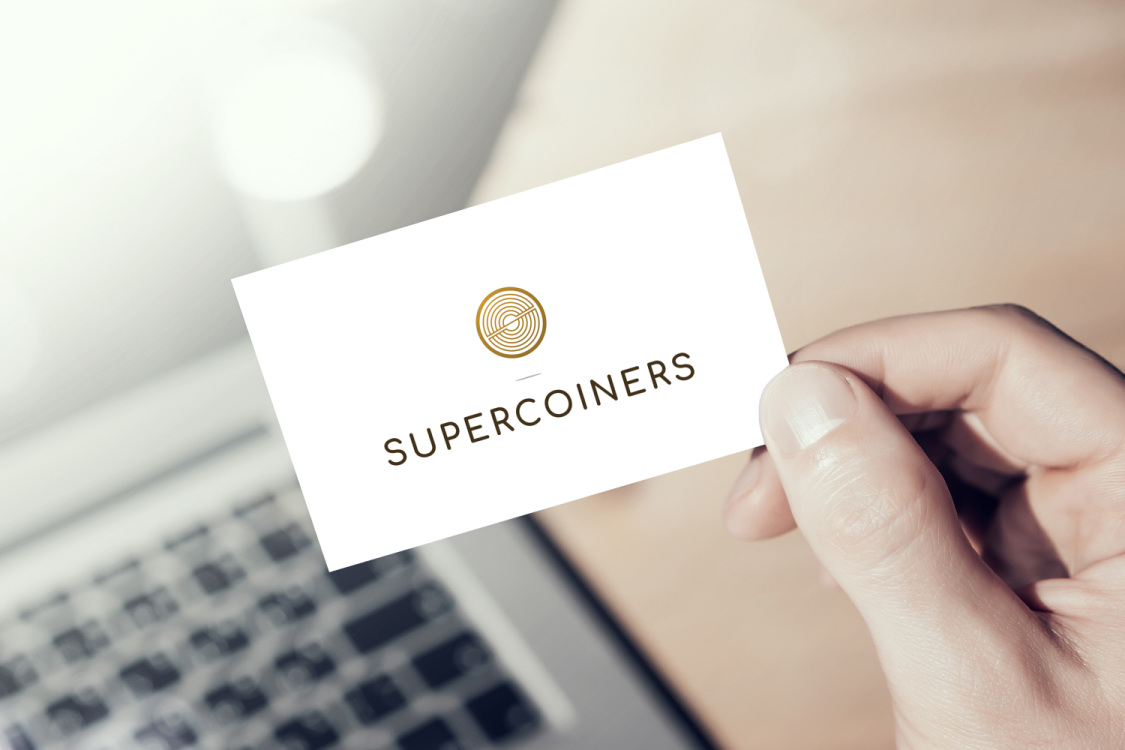 Sample branding #1 for Supercoiners