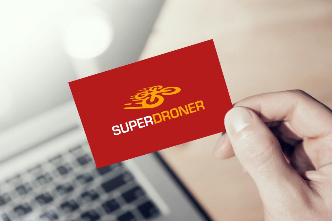 Sample branding #3 for Superdroner