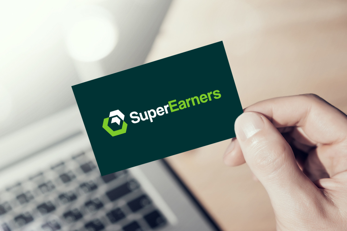 Sample branding #2 for Superearners