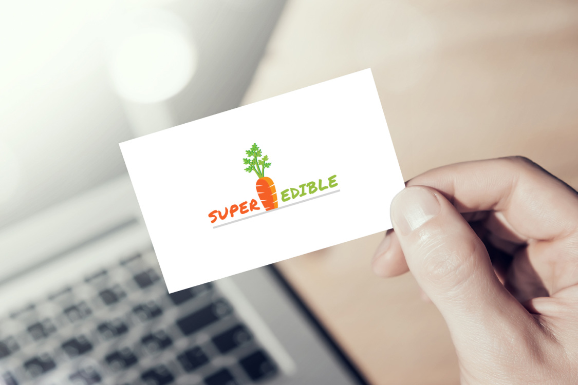 Sample branding #2 for Superedible