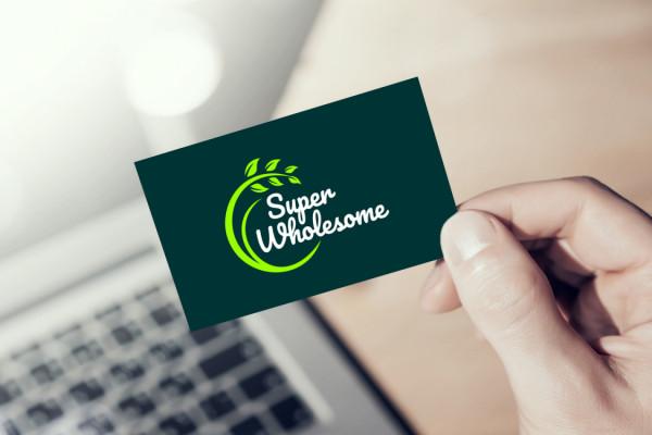 Sample branding #1 for Superwholesome