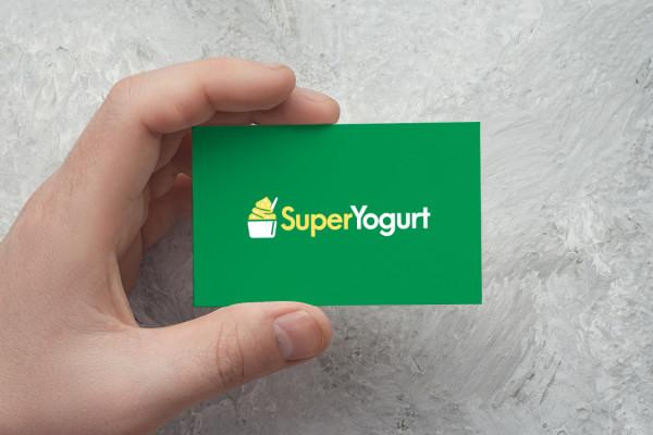 Sample branding #3 for Superyogurt