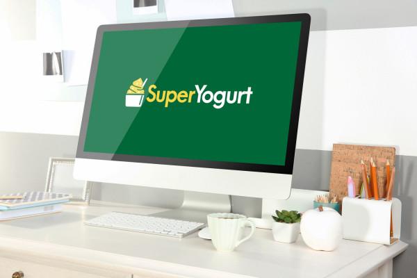 Sample branding #1 for Superyogurt