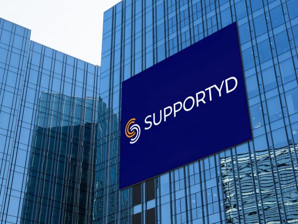 Sample branding #2 for Supportyd