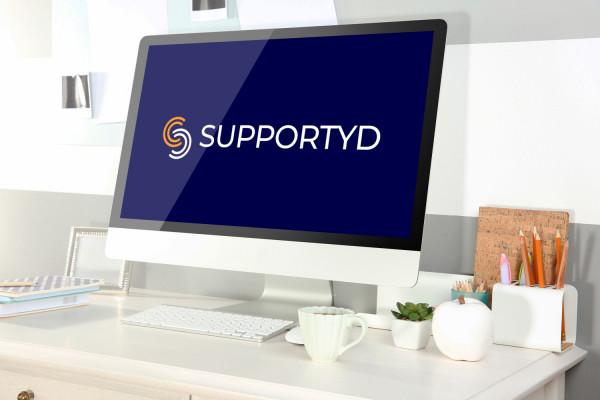 Sample branding #3 for Supportyd