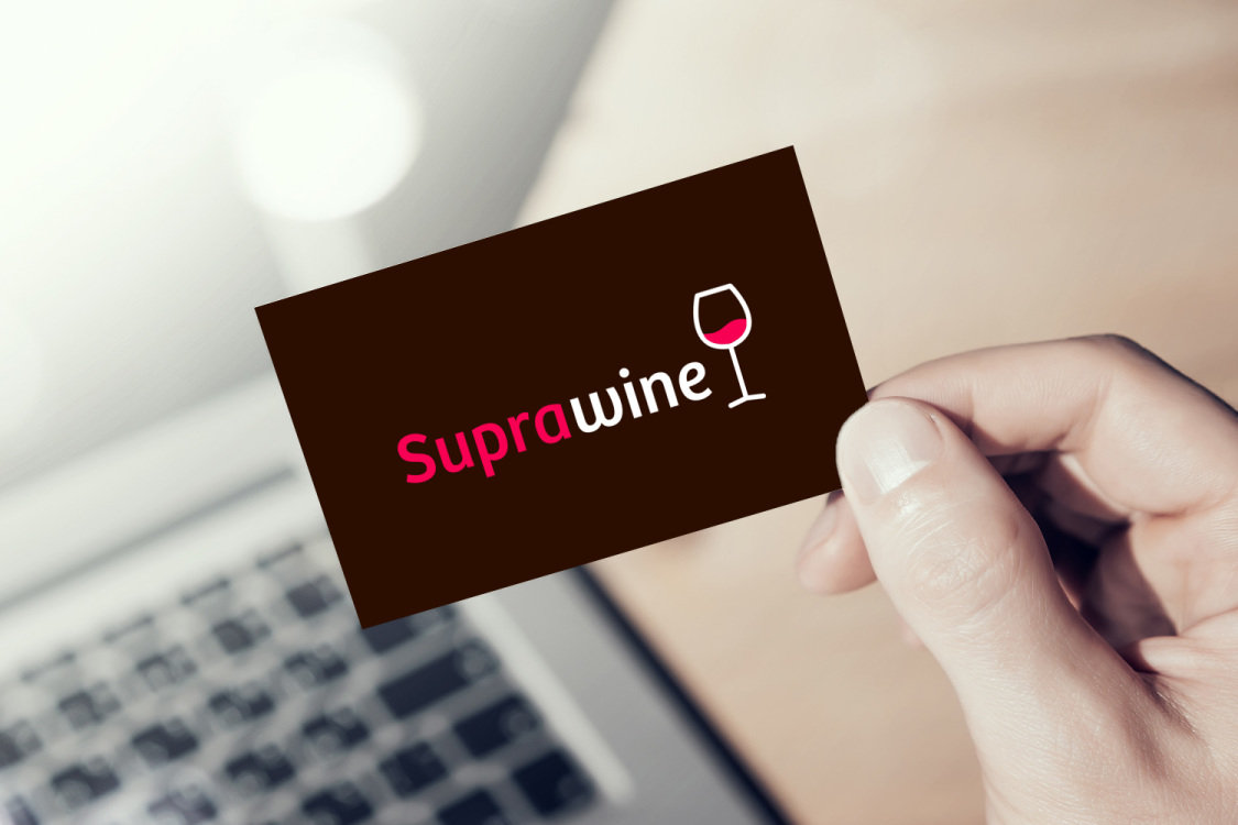 Sample branding #3 for Suprawine