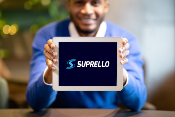 Sample branding #2 for Suprello