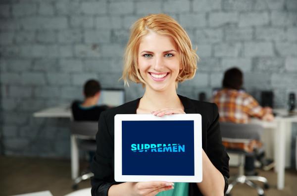 Sample branding #1 for Supremen