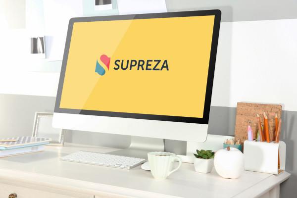 Sample branding #1 for Supreza