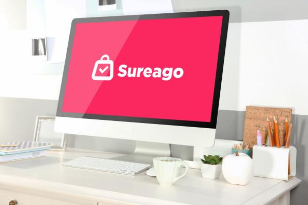 Sample branding #2 for Sureago