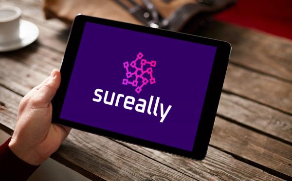 Sample branding #2 for Sureally