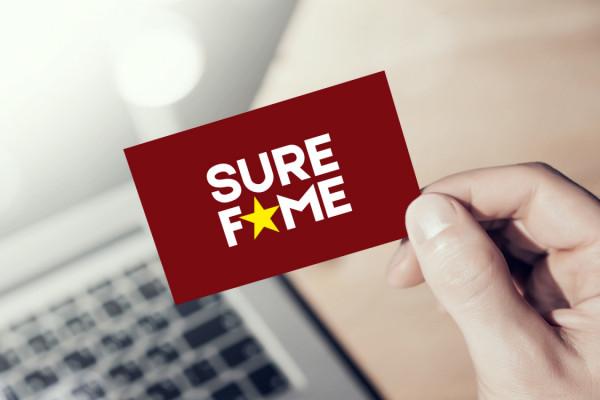 Sample branding #2 for Surefame
